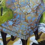 Brocade Chair