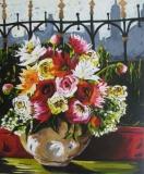 Bouquet & Skyline