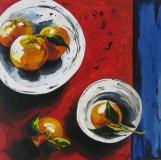 Oranges & Bowls